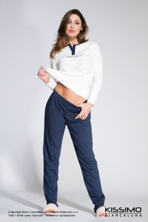 pigiama-donna-kissimo-biancaluna-felpa-2024